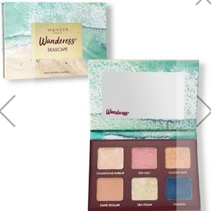 💟Wander beauty Seascape pallete and Brow g